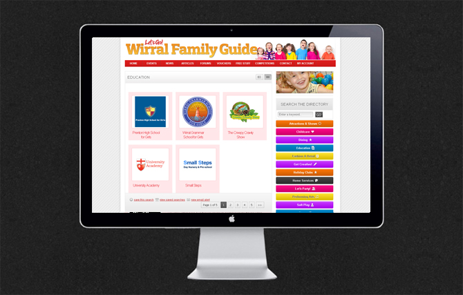 Wirral Family Guide